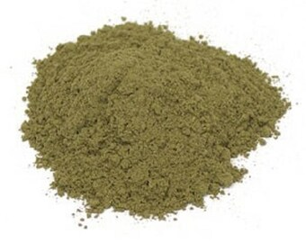 Red Raspberry Leaf POWDER, Wildcrafted 1 Pound (lb)