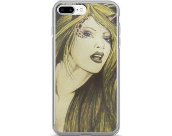 iPhone 7/7 Plus Case Fashion Kat