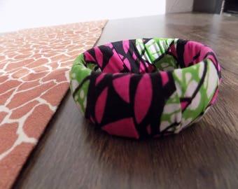 Bracelet wax Pink/White/Green/Black