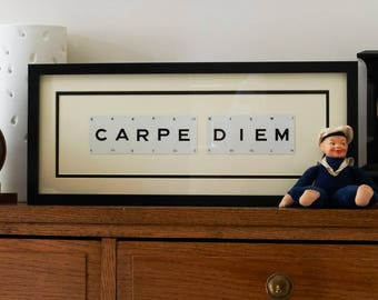 Carpe Diem by VINTAGE PLAYING CARDS
