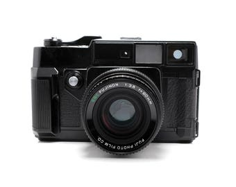 Fuji GW690 - 90mm f/3.5 - 6x9 Rangefinder Medium Format Camera - 120 Film