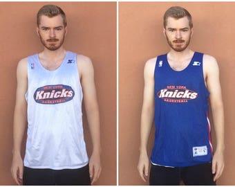 more photos 7a306 b7cd1 new york knicks reversible jersey