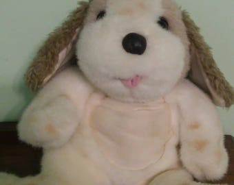 My Puppy Loves Me! 1992 Puppy Plush