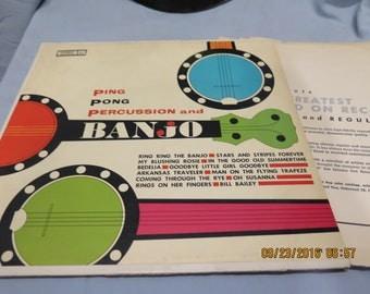 Ping Pong Percussion & Banjo UT 175 Bob Rickles