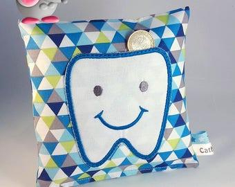 "Tooth pillow ""Léopold"""