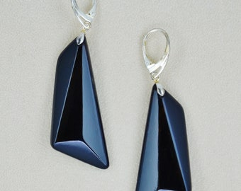 Ebony wood Earrings