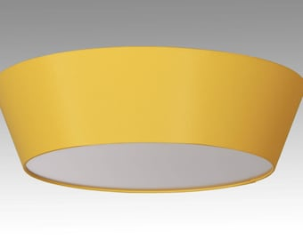 Ceiling lamp, D.50 cm, individual colour