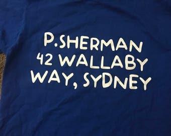 P Sherman - Finding Nemo shirt Dory