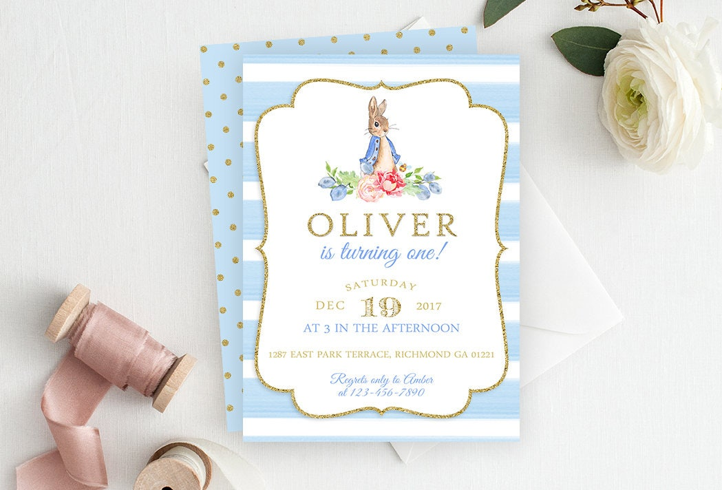 Peter rabbit birthday invitation peter rabbit invite beatrix peter rabbit birthday invitation peter rabbit invite beatrix potter peter rabbit party filmwisefo