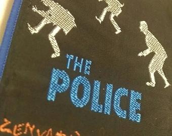 Zenyatta Mondatta , the police , vintage patch 80 s
