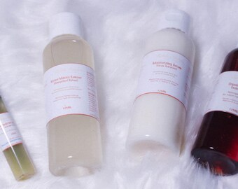 Organic Skincare line w/ Aloe Vera