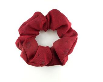 Scrunchie, scunchies - red kimono