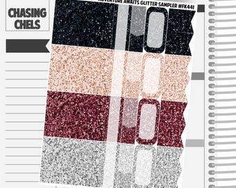 Adventure Awaits Collection #FK435-441 Premium Matte Planner Stickers