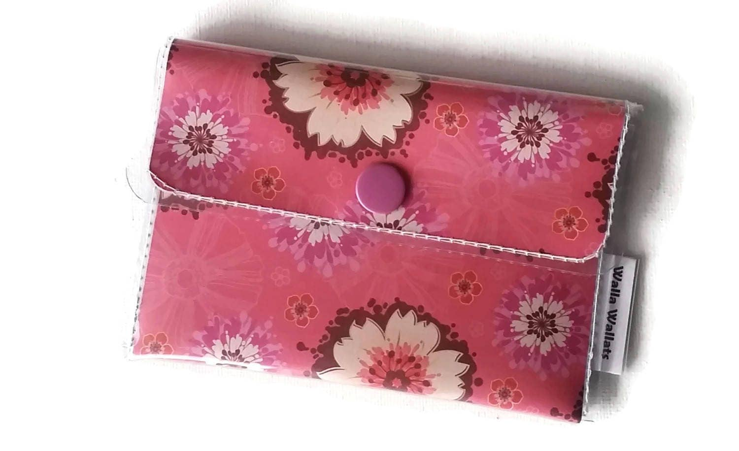 Floral cashcard womens wallet pink lavender orange brown floral cashcard womens wallet pink lavender orange brown cream colourmoves
