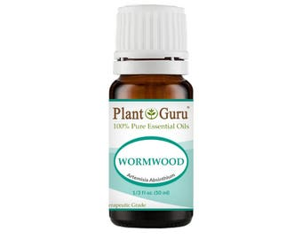 Wormwood Essential Oil  100% Pure, Undiluted, Therapeutic Grade.