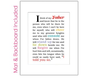 Husband Quotes - Gift for Husbands - Husband Gift Ideas - Husband Anniversary - Husband Birthday - Birthday Gift for Husband - Hubby Present