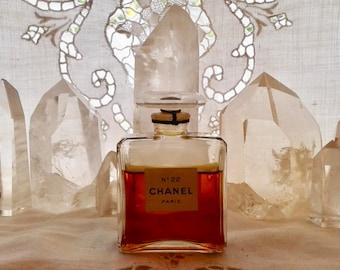 Chanel, No. 22, 30 ml. or 1 oz. Flacon, Pure Parfum Extrait, 1923, Paris, France ..