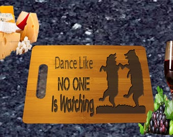 Dance Like No one is Watching Bears