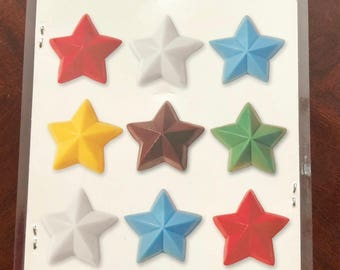 Candy Mold - Stars