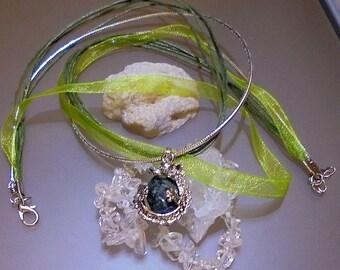 Kambamba Jasper necklace pendant