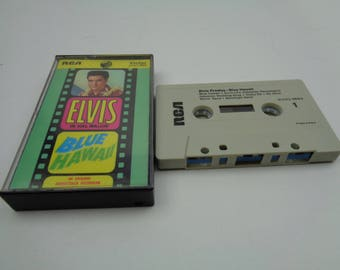 Elvis Blue Hawaii Cassette