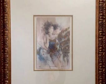 Magnificent Gary Benfield APPASSIONATA III Limited Framed Signed Seriolithograph