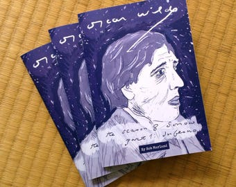 Oscar Wilde: The Season of Sorrow #1 (minicomic)