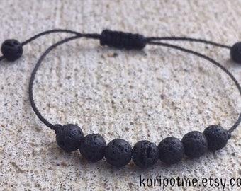 Lava Stone Diffuser Bracelets - Free Shipping