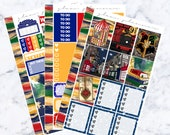 PRE-SALE! Lumos Essentials Kit (Glam Planner Stickers for Erin Condren Life Planner)
