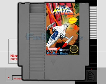 "IN STOCK! ""Argus"" Unreleased Nintendo NES Arcade Shooter, Like Xevious!"