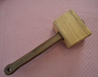 "Wooden Mallet--""Thumper"""