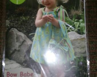 Bubble dress pattern ages 1-6