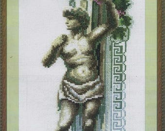 Counted Cross stitch kit Art