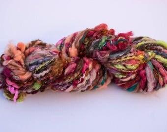 100g Hand Spun Art Yarn