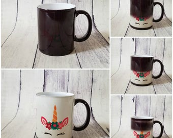surprising inspiration awesome mugs. Color Changing Mug Magic Secret Message Gag Gift Funny mug  Etsy