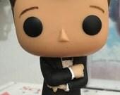 Tuxedo Dean Winchester