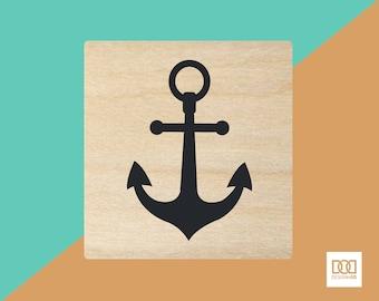 Anchor - 3cm Rubber Stamp (DODRS0025)