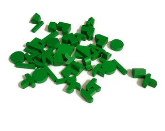 Settlers Of Catan Replacement Player Pieces Expansion Set