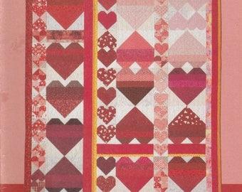 SALE! Hearts - Pattern - C & T Publishing