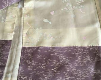 Vintage Japanese Kimono / Haori Robe