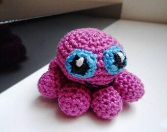 Baby octopus Amigurumi