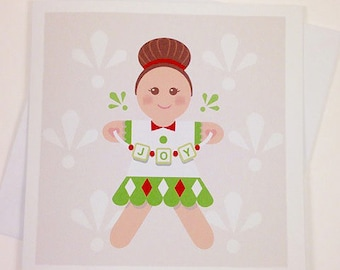 Joy - Christmas Card Set