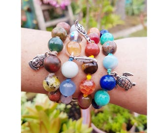 The Element Bracelets