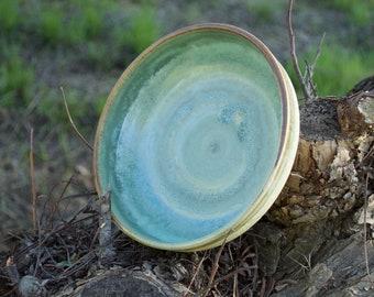Patina Stoneware Pasta Bowl