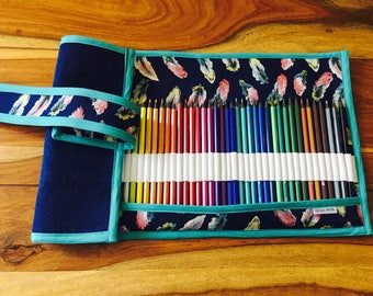 READY / pencil case each fit / artist gift / pencilcase / artistgift