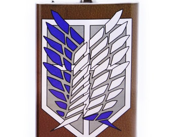 The Survey Corps  Flask