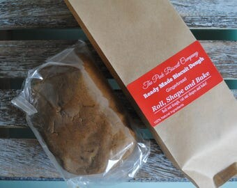 Gingerbread Cookie Dough/ Biscuits/ Readymade/ Dough/ Gingerbread /Bake