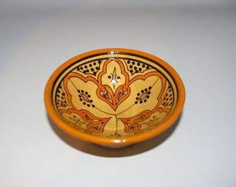 Oriental Ceramic dishes bowl bowls for dip and olives Ø 12 cm model Salama