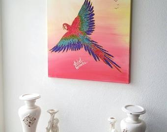 Parrot but Papagayo