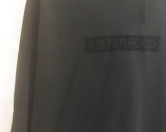 Hoodie SISTERHOOD